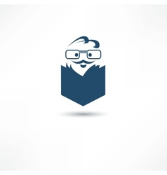 reader icon vector image