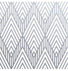 abstract geometric silver pattern background of vector image