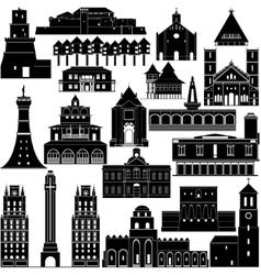 Architecture-6 vector