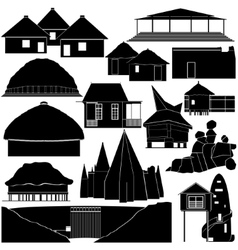 Architecture-4 vector