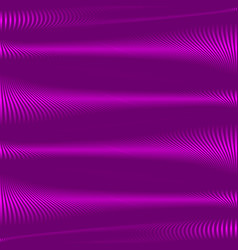 purple background abstract wavy stripes vector image