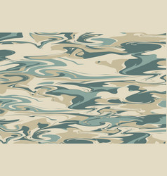 Marbled paper turquoise craft product texture for vector