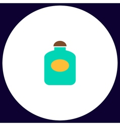 perfume computer symbol vector image