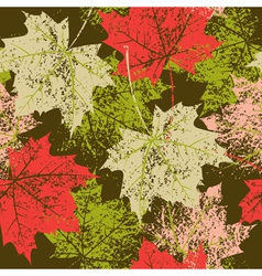 Autumn leafs vector