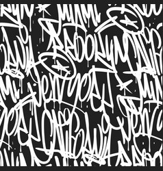 brooklyn new york miami california graffiti vector image