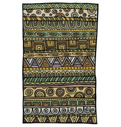Cartoon stripe pattern wallpaper vector