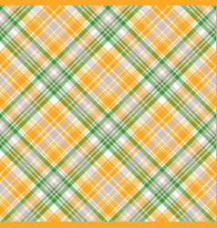 Light seamless pattern check plaid vector