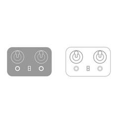 remote control it is icon vector image
