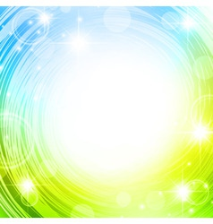eco pure background vector image vector image