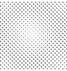 Simple seamless polka dot background EPS vector image vector image