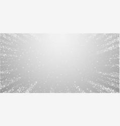 Amazing falling stars christmas background vector