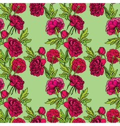 Flowers handdrawn 15 380 vector