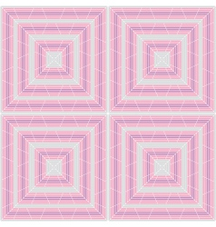square ceramic background vector image vector image