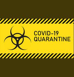Concept novel coronavirus outbreak covid-19 vector