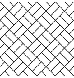 geometric tiles simple line abstract seamless vector image
