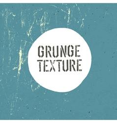 Grunge texture template vector