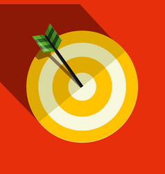 paper target symbol vector image
