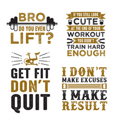 Funny Gym Quotes Vector Images Over 110