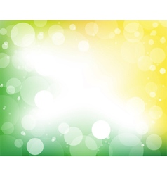 Abstract light summer background vector image vector image