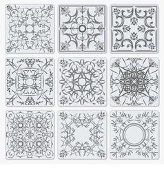 Al 0943 tiles vector
