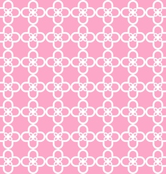 Cherry blossoms pattern vector