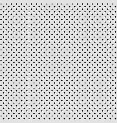 grey background seamless geometric modern pattern vector image