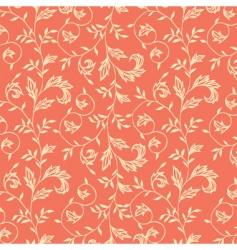 Ivy pattern vector