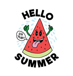 hello summer 100 best for print design like vector image