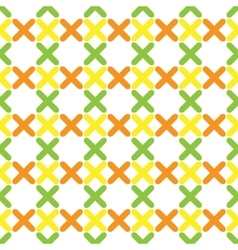 Color pattern 02 vector