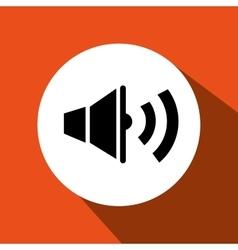 Digital sound design vector
