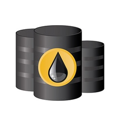 oil design vector image