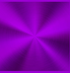 Violet technology metal background vector