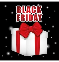 Black friday discountsoffers and promotions vector image vector image