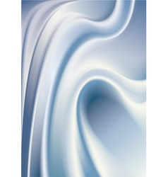 Milky abstract vector image vector image