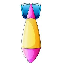 A deadly bomb vector