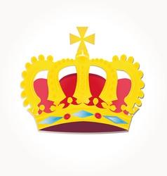 crown royal vector vector image
