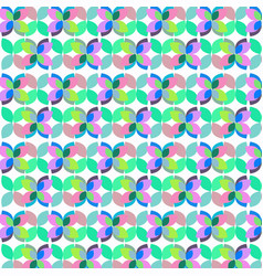 abstract simple geometric background vector image