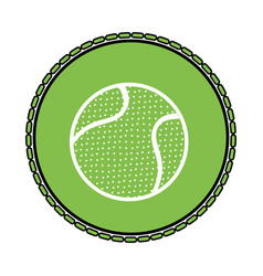 Sports elements design vector