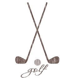 golf 39 vector image vector image