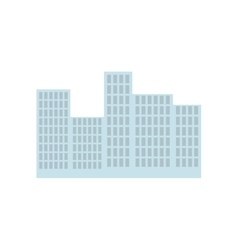 Buildings real estate vector