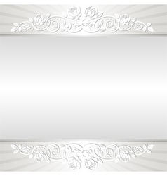 shine background vector image vector image