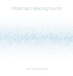 Abstract Blue light Technology Cover Background vector image