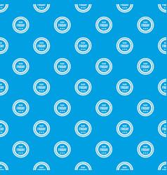Black friday sticker pattern seamless blue vector