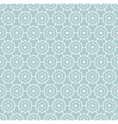 Seamless Geometric Retro Pattern vector image