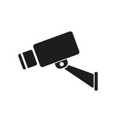 The cctv icon camera and surveillance security vector