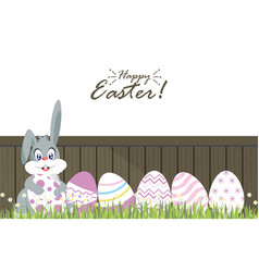 Easter eggs for decoration4 vector