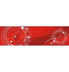 Celebratory bright background vector image vector image