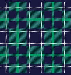 Seamless tartan background vector