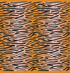animal skin print with gradient background wild vector image