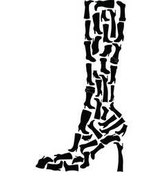 Boots collections vector